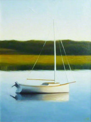 SAILBOAT, PAMET HARBOUR